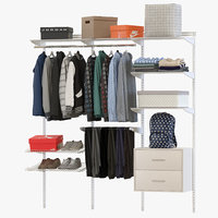 Storage System Clothes