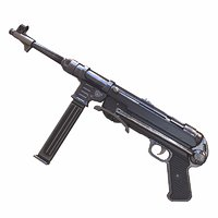 German MP-40