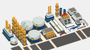 isometric constructor 3D