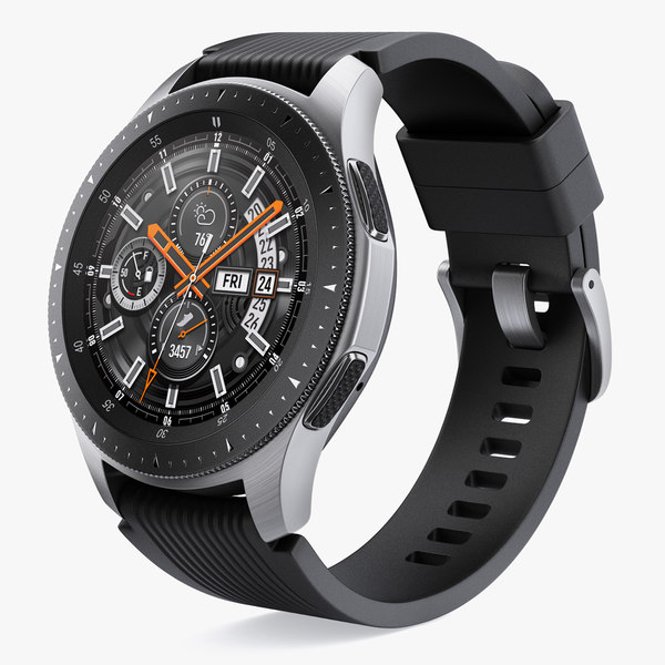 samsung galaxy watch 46mm 3D
