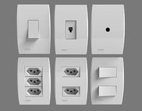 Siemens Outlets and Switches