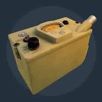 meter radiometer model