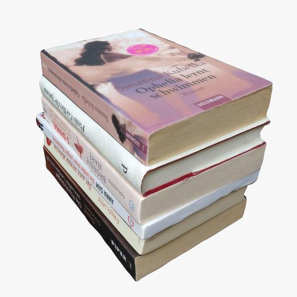 retopology books 3D
