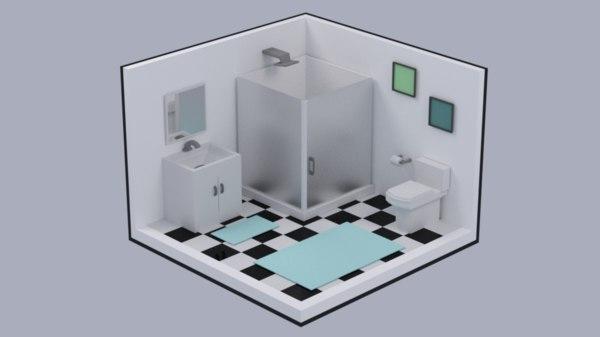 3D blender 3d-model model
