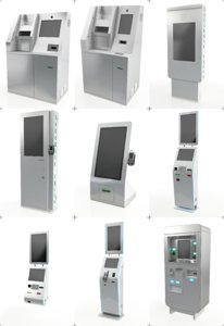 electonics terminals pack model