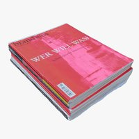 3D model magazines