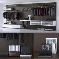 3D wardrobe box