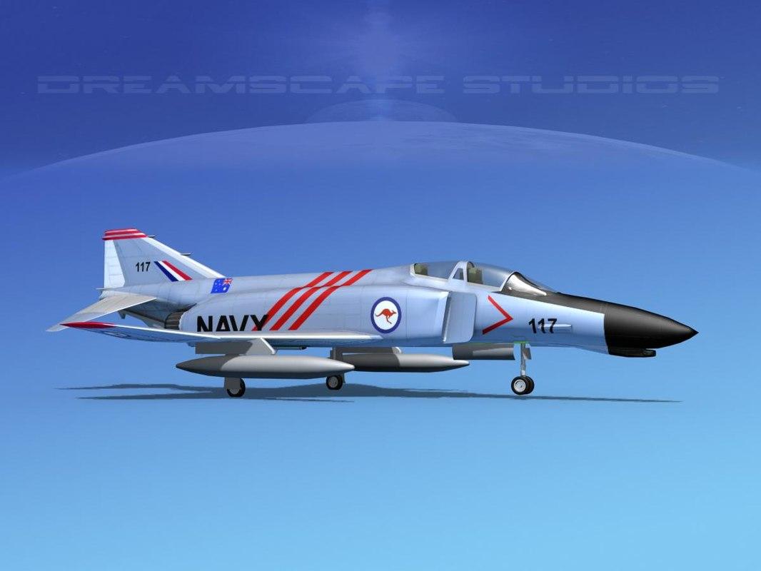 mcdonnell douglas f-4 phantom model
