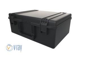 suitcase expensive 3D model