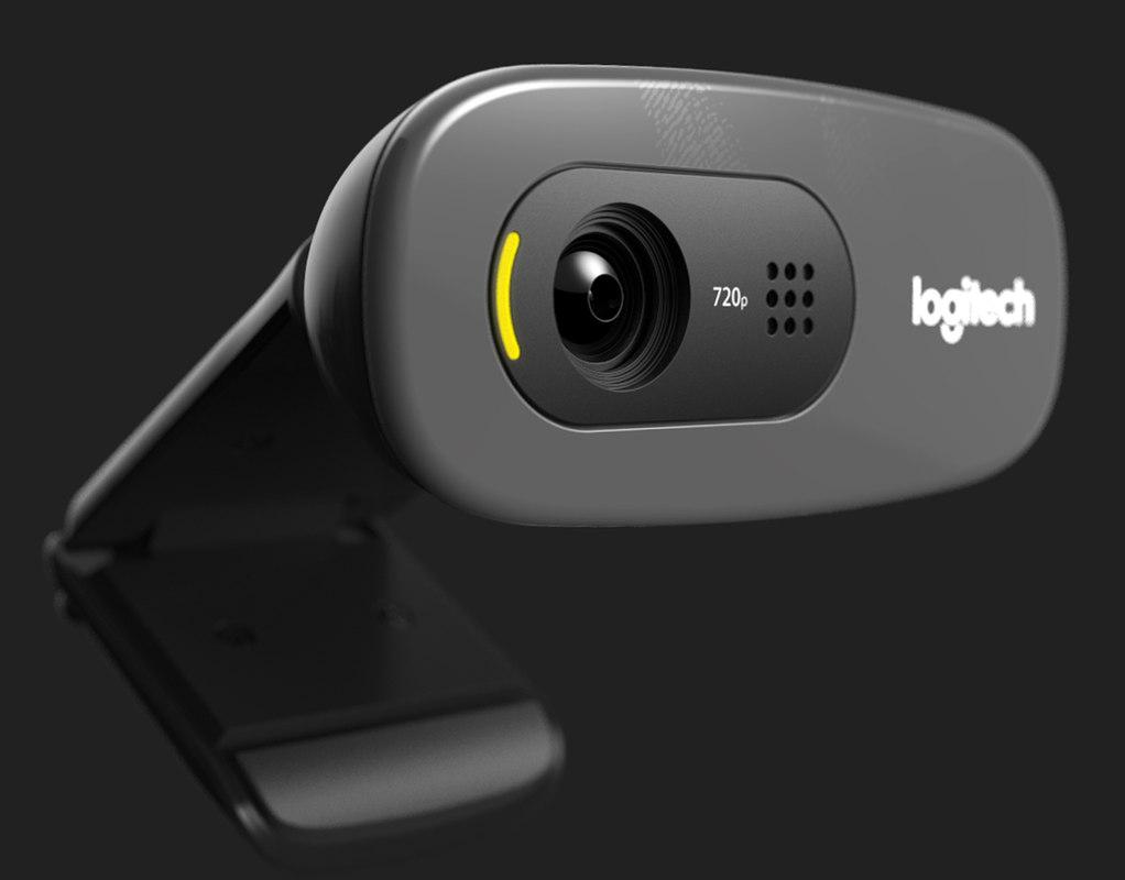 logitech webcam c270 3D