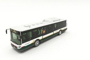 3D irisbus citelis 12 gnv model