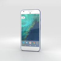 3D model google pixel really