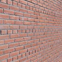ultra realistic brick wall 3D model