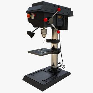 press drill model