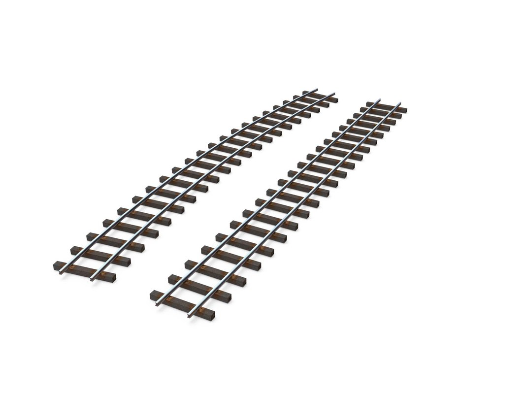 rail ways 3D
