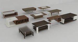 modern tables model