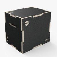 3D plyo box