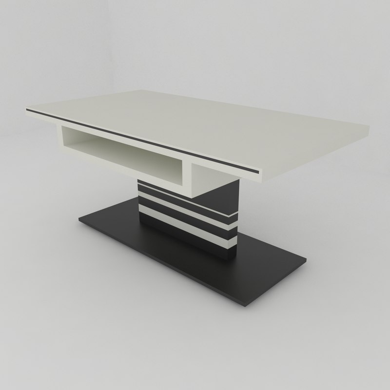 modern dining table model