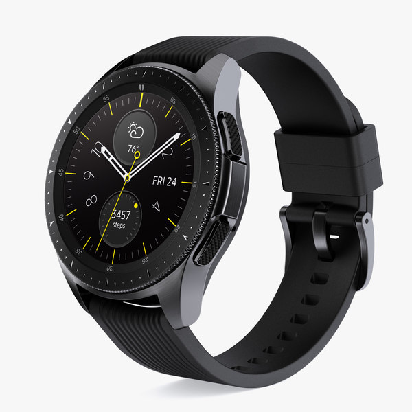3D samsung galaxy watch 42mm