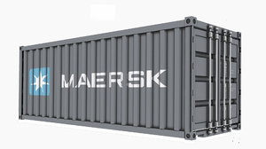 ship container model