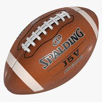 American Football Sports Ball Spalding Official