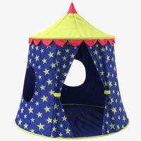 kids tent 3D model