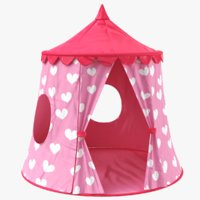 3D model kids tent