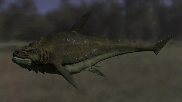 sea beast rig studio 3D