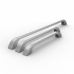 3D model handle asama