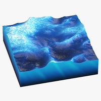water cross sections 04 model