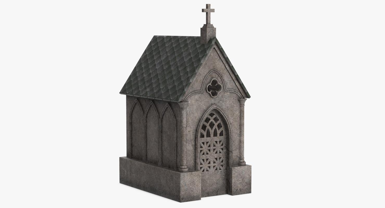 3D crypt