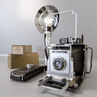Busch Pressman Model D 4x5