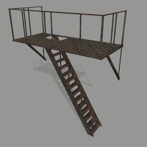 escape fi 3D model