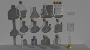 pbr lab 3D model