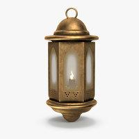 lantern 3D model