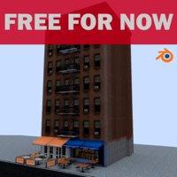 3D apartment new york