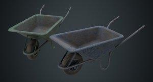 3D wheelbarrow 1b