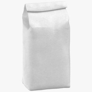 classic sugar packaging model