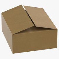 paper box 05 3D model