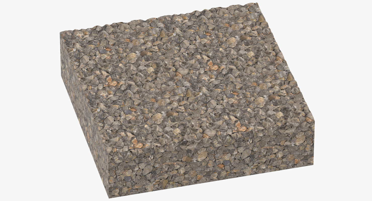 3D gravel cross sections 02