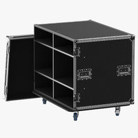3D stage flight case 03