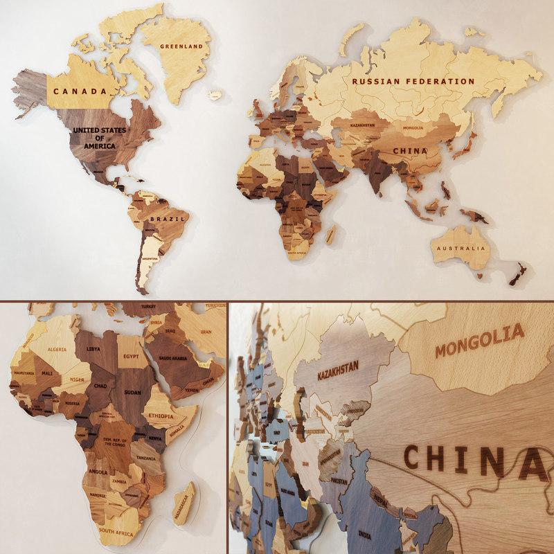 world wood model