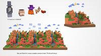 cube environment kit vr 3D model