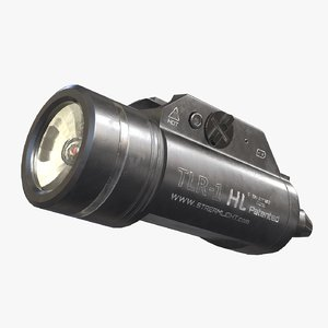tlr-1 streamlight aaa games 3D