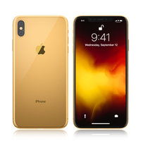 apple iphone 11 gold 3D model