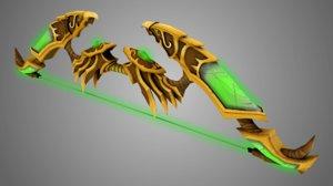 bow warcraft model