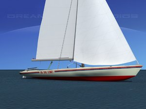 buccaneer 18 3D model