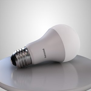 led light bulb model