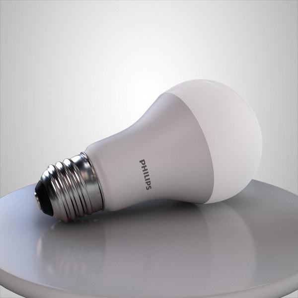 led light bulb model