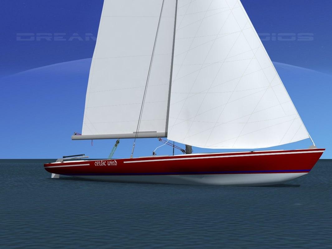 buccaneer 18 3D